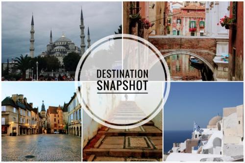 Destinations Snapshot Europe
