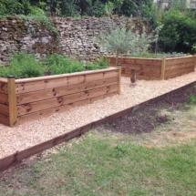 Villa Herb Garden Boxes
