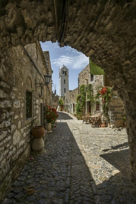 Greece Chios Mesta