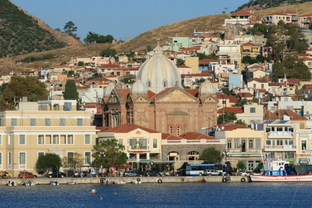 Greece Lesbos Mytilene
