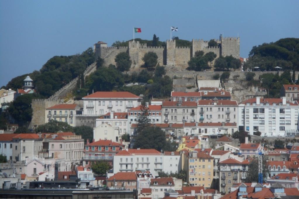 Lisbon St Georges Castle
