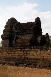 Vue générale de Wat Nokor